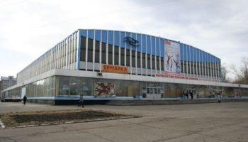 Дворец зрелищ и спорта Барнаул